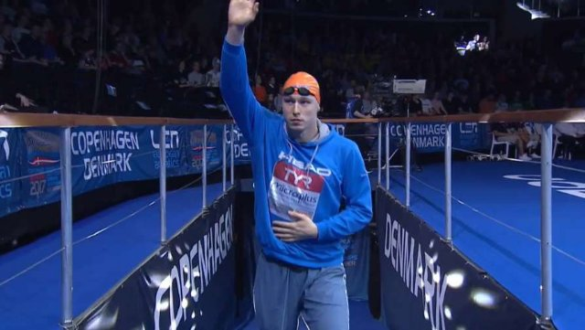 Говоров завоевал третью украинскую медаль на чемпионате Европы в Копенгагене