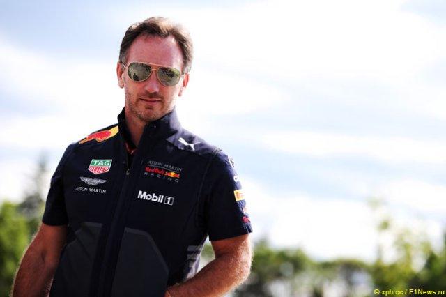 Кристиан Хорнер о контракте Red Bull Racing с Honda