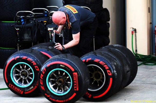 В Pirelli ждут высокого сцепления шин в Ле-Кастелле