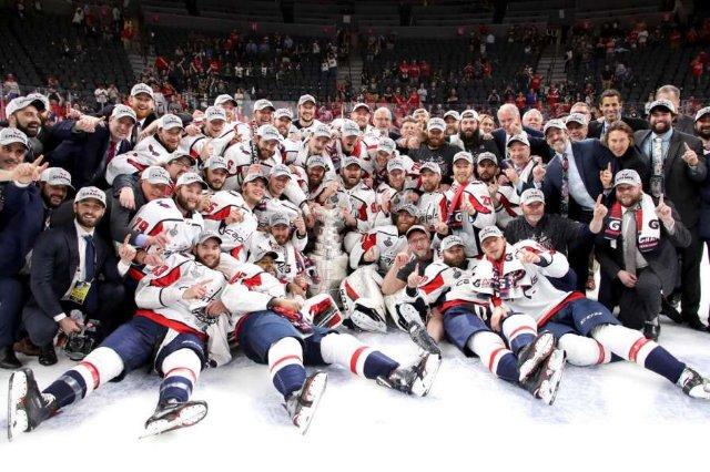 «Вашингтон» впервые в истории стал обладателем Кубка Стэнли