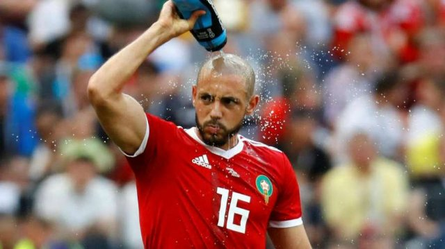 FIFA может наказать Марокко из-за сотрясения мозга футболиста команды
