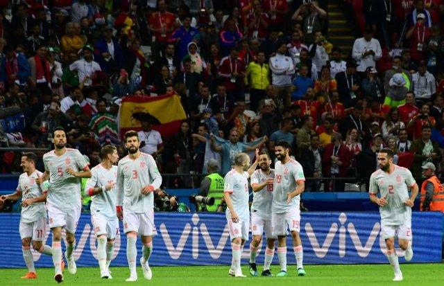 Испания обновила рекорд по матчам без поражений