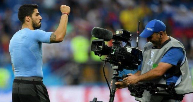 Уругвай впервые за 68 лет выиграл два стартовых матча чемпионата мира