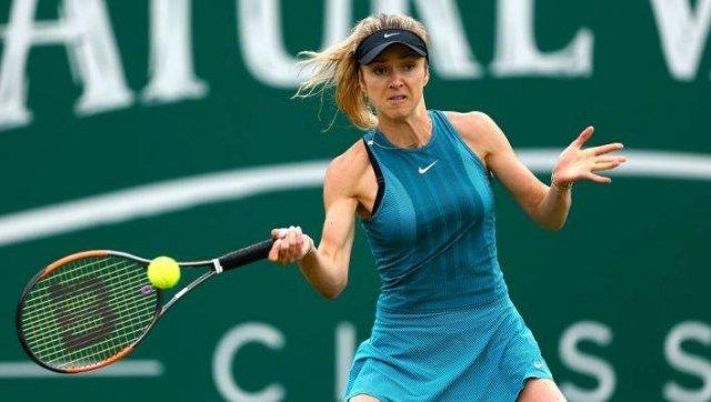 Свитолина легко пробилась в четвертьфинал турнира в Бирмингеме