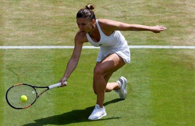 Халеп в преддверии Wimbledon снялась с турнира в Истборне