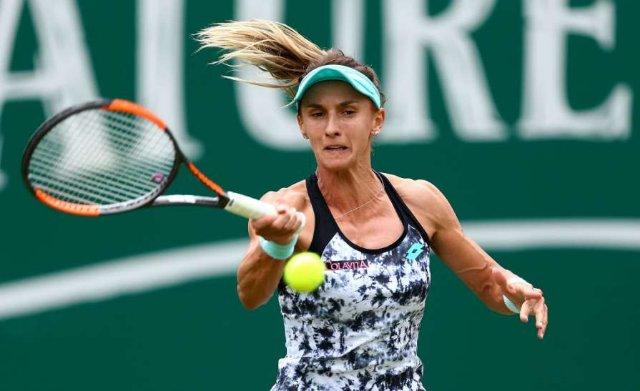 Цуренко выиграла первый матч после травмы