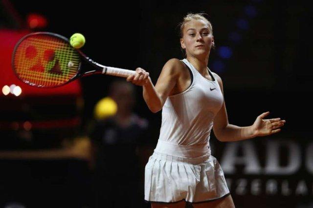 Костюк и Козлова узнали соперниц на турнире Mallorca Open
