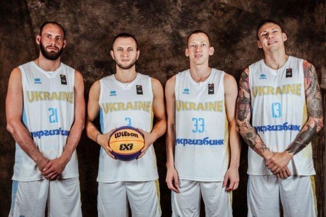 Сборная Украины уступила в четвертьфинале турнира на Кипре