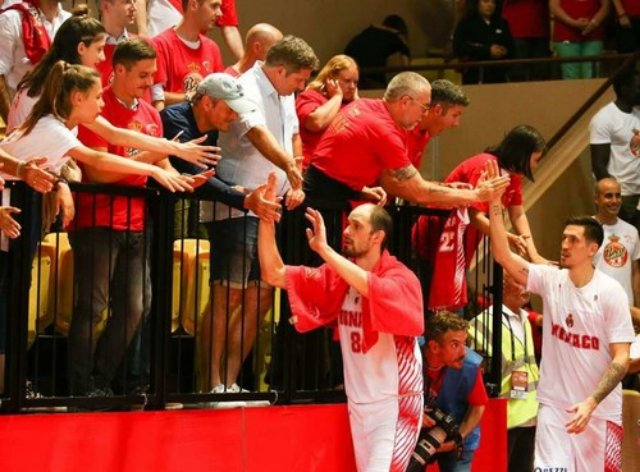 Монако Гладыря уступило во втором матче финала чемпионата Франции