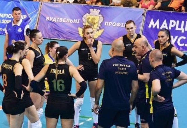 Сборная Украины проиграла дома Болгарии в Золотой Евролиге