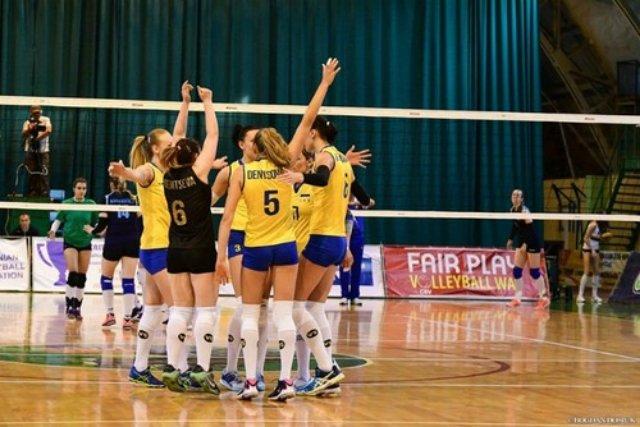 Украина сыграет с Португалией в Золотой лиге