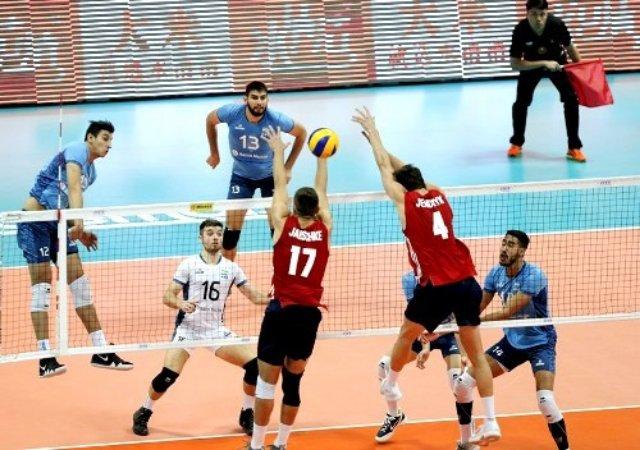Начался мужской турнир Волейбольной Лиги Наций