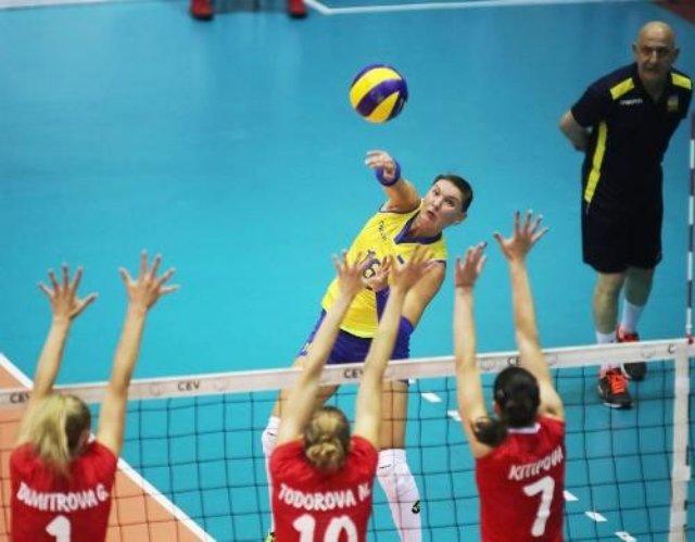 Женская сборная Украины потерпела второе поражение в Золотой Евролиге