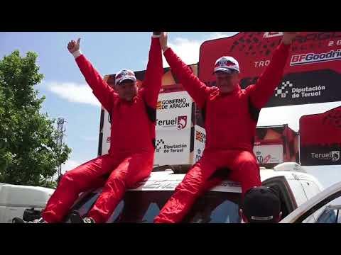 Видеорепортаж о победе Васильева и Жильцова на Бахе Арагона