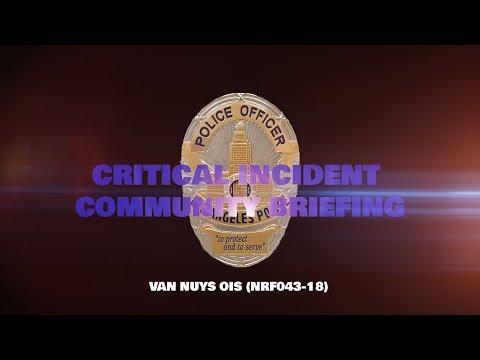 Полиция Лос-Анджелеса представила видео о гибели Ханикатта