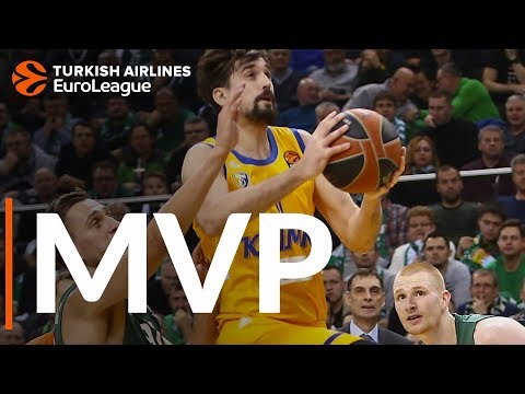 Швед — MVP 9-го тура Евролиги