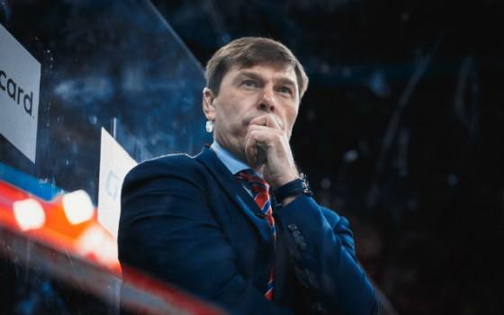 Кудашов: в составе СКА минимальные изменения на игру с
