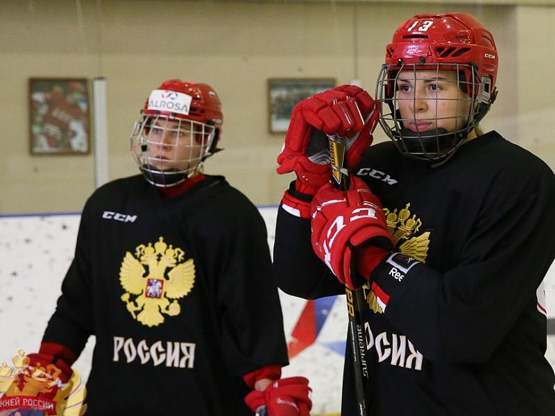 Женская сборная России обыграла