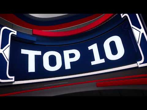 Аллей-уп на Митчелла, блок-шот Эмбиида и данк Адетокунбо — в топ-10 дня в НБА
