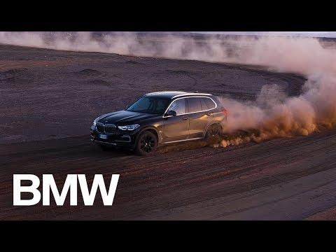 «БМВ» воссоздала «Монцу» в марокканской пустыне