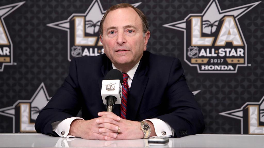 Беттмэн: мы рады, что семья НХЛ пополнилась командой из Сиэтла
