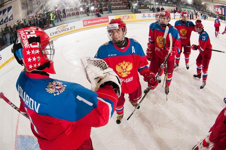 Филатов: сыграли сегодня так, как и положено играть русскому хоккеисту