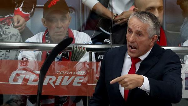 Хартли: Шумаков был не готов к НХЛ, я помогу ему стать более совершенным игроком