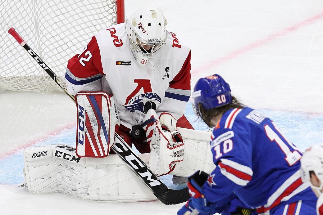 Коновалов, Сведберг, Бутузов и Дзиеркалс - лучшие игроки недели в КХЛ