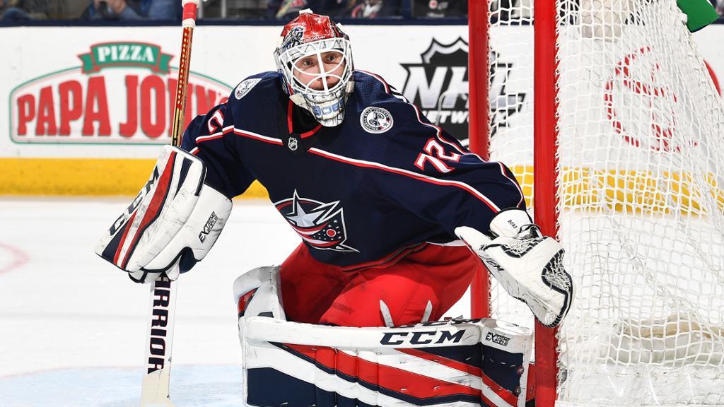 Бобровский намерен отказаться от участия в Матче звёзд НХЛ