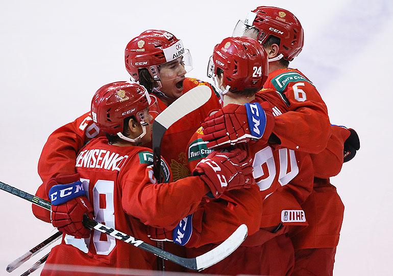 Россия сыграет на МЧМ-2020 в группе с Канадой, США, Чехией и Германией