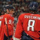 Фёдоров: рад, что Овечкин что-то почерпнул из моей игры и моего опыта