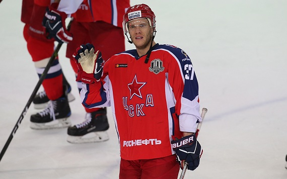 ЦСКА продлил контракт с защитником Робинсоном на два года