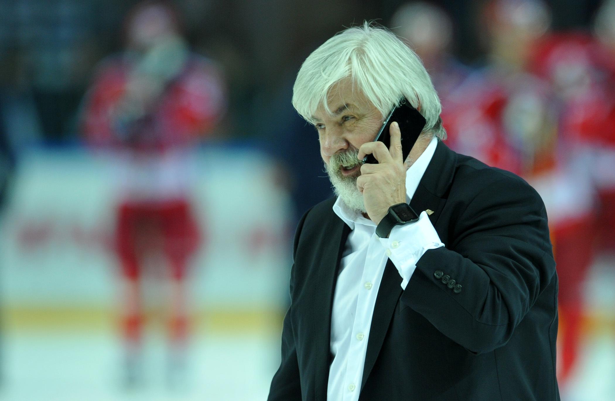 Величкин: российский игрок не должен считаться легионером в зарубежном клубе КХЛ