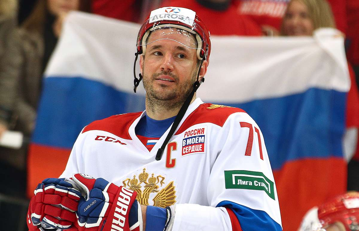 Ковальчук: очень хочу снова надеть форму сборной России