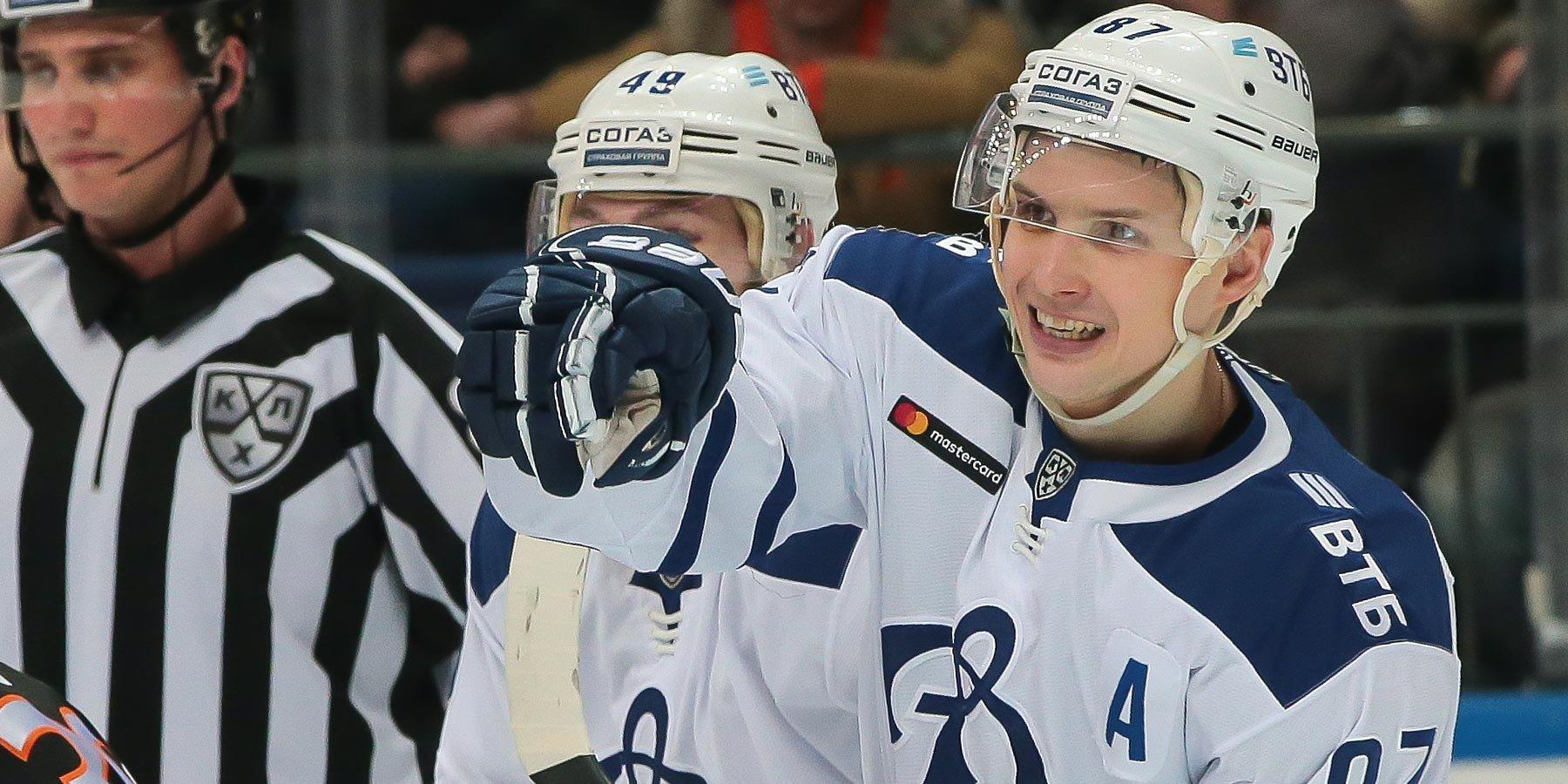 Шипачёв: иногда включаю хоккей, в серии СКА