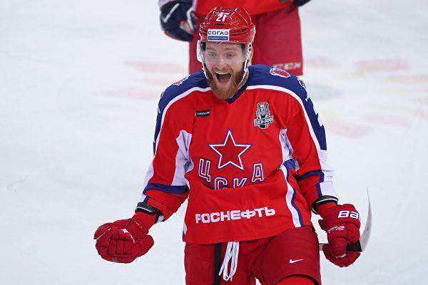 Григоренко: не все в ЦСКА довольны матчем со СКА, могли сыграть лучше