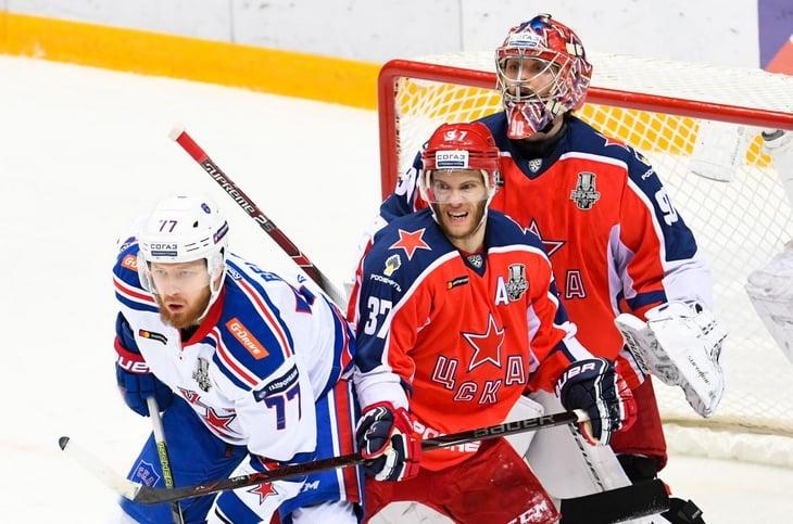 Департамент судейства КХЛ объяснил, в чём разница между голами СКА и