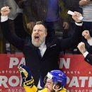 Тренер сборной Швеции Гренборг может возглавить