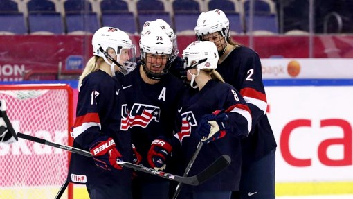 Судьи отменили гол в ОТ и отобрали у Финляндии победу на ЧМ, чемпион - США