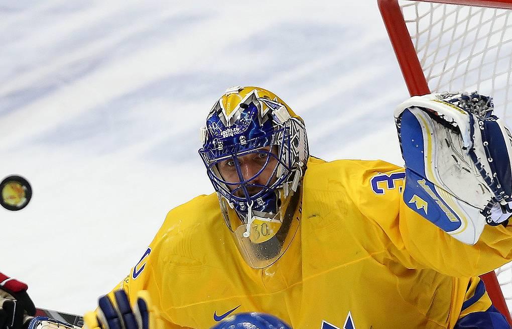 16 игроков из НХЛ попали в состав сборной Швеции на чешский этап Евротура