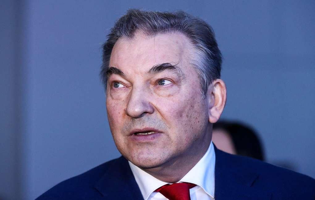Третьяк: Георгиев созрел для игры за сборную России