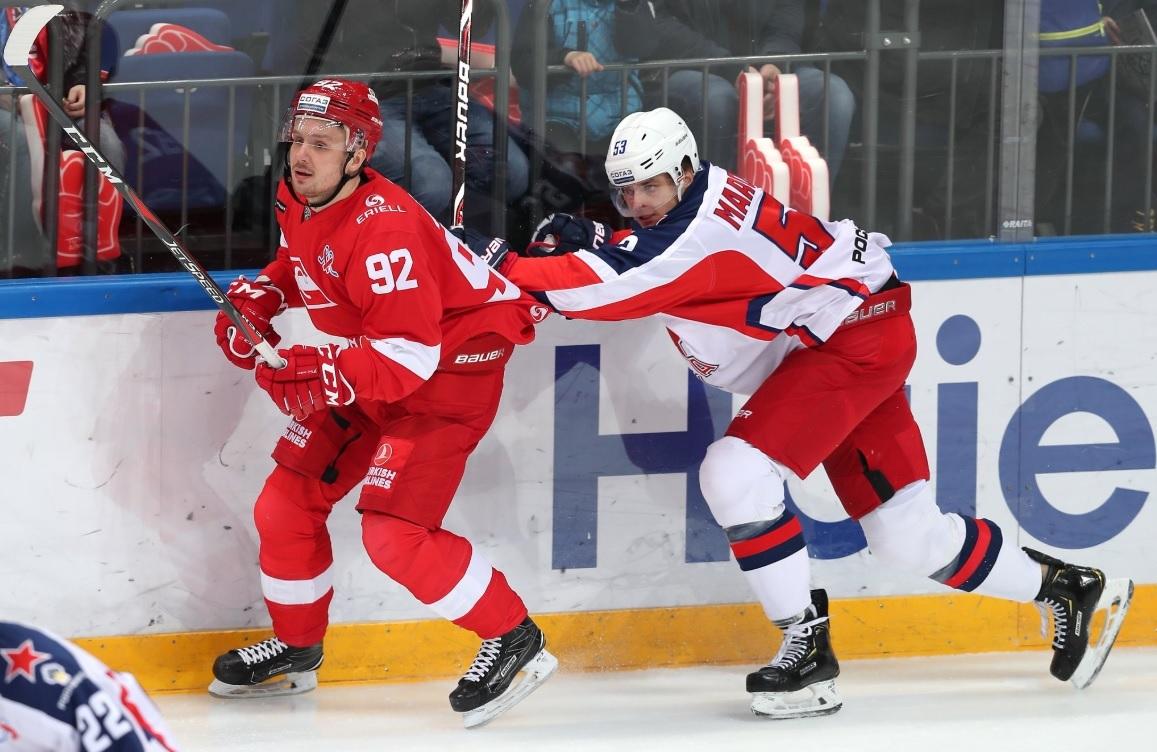 Злобин: просто выхожу и играю, бьюсь за сборную России