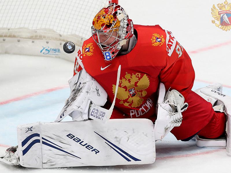 Сорокин: Василевский  один из лучших вратарей мира