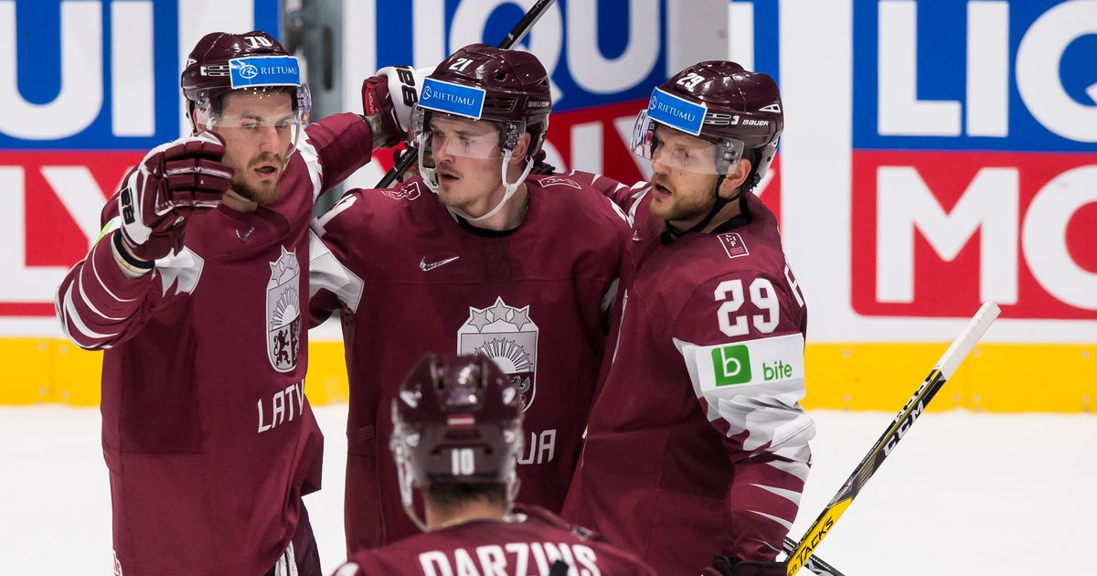 Индрашис: Латвия может победить Россию, Чехию и Швецию