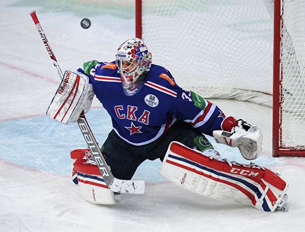 Ежов может вернуться в СКА, в составе которого завоевал Кубок Гагарина