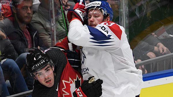 Врана: игра с канадцами - уже история, нам нужно думать о матче с Россией