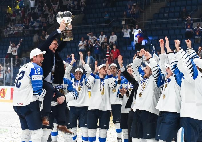 Какко: Братислава - счастливое место для нас, сейчас вся Финляндия празднует