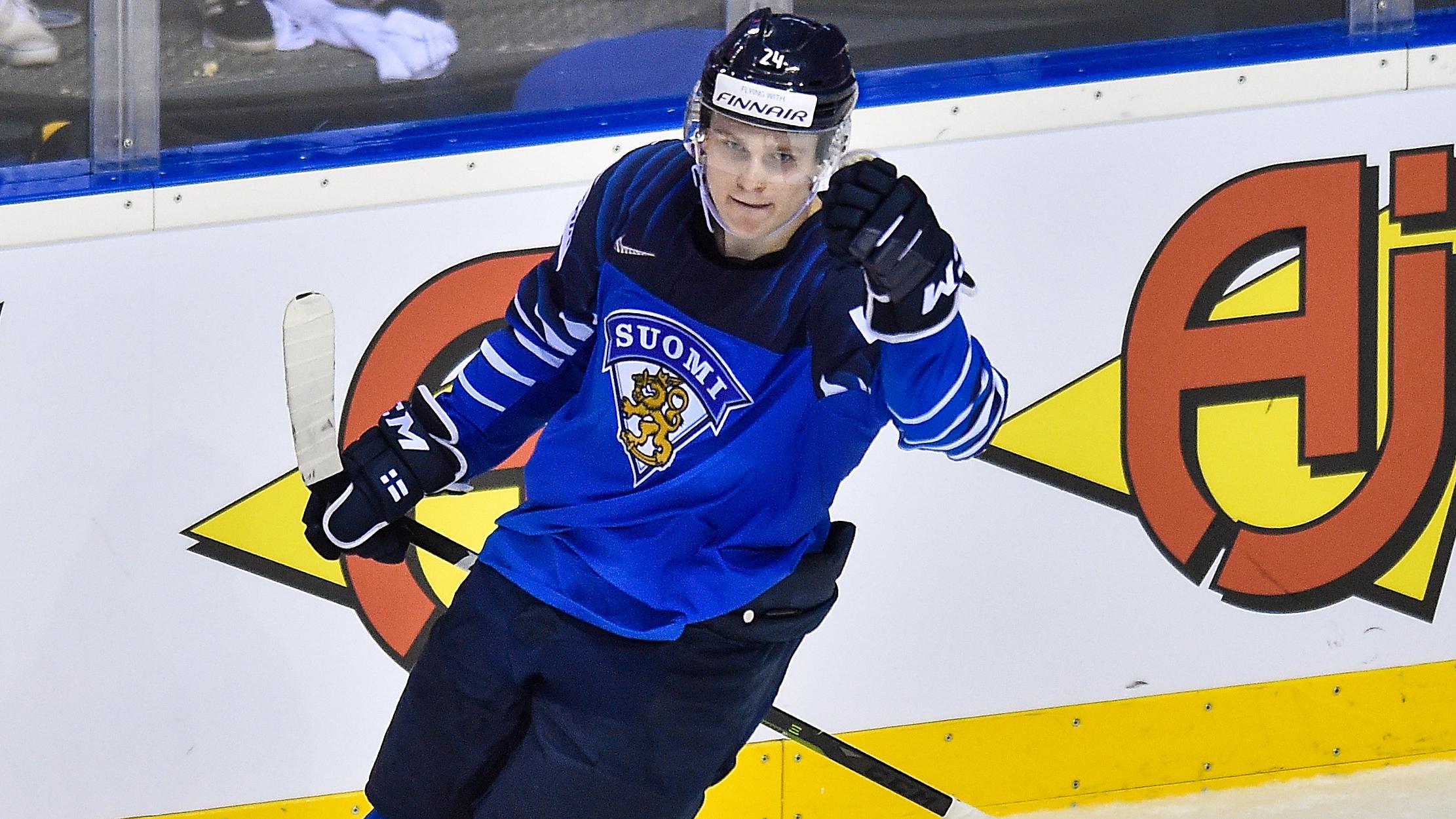 Каапо Какко отказался от участия в преддрафтовых тестах НХЛ