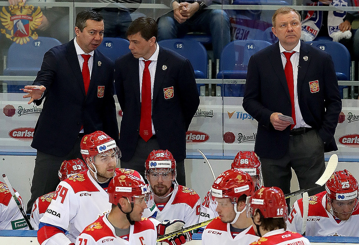 Пашков: нужен компромисс при привлечении игроков из КХЛ и НХЛ в сборную России