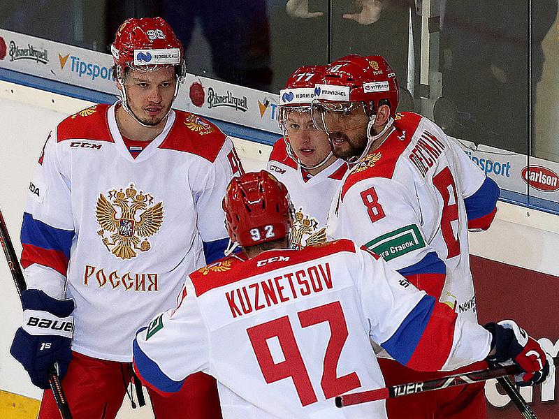 Состав сборной России на ЧМ-2019: 15 игроков из НХЛ, 12 - из КХЛ